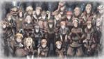 Valkyria chronicles 3 - nameless squad (full) by tovarishcomrade