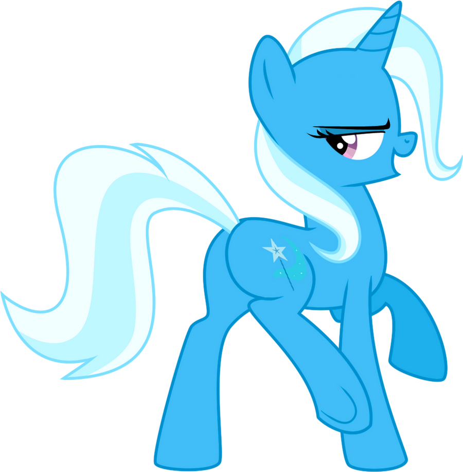 Trixie (Pony comic Discontinued) by MultiverseCafe