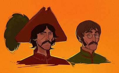 Sgt Pepper by MultiverseCafe