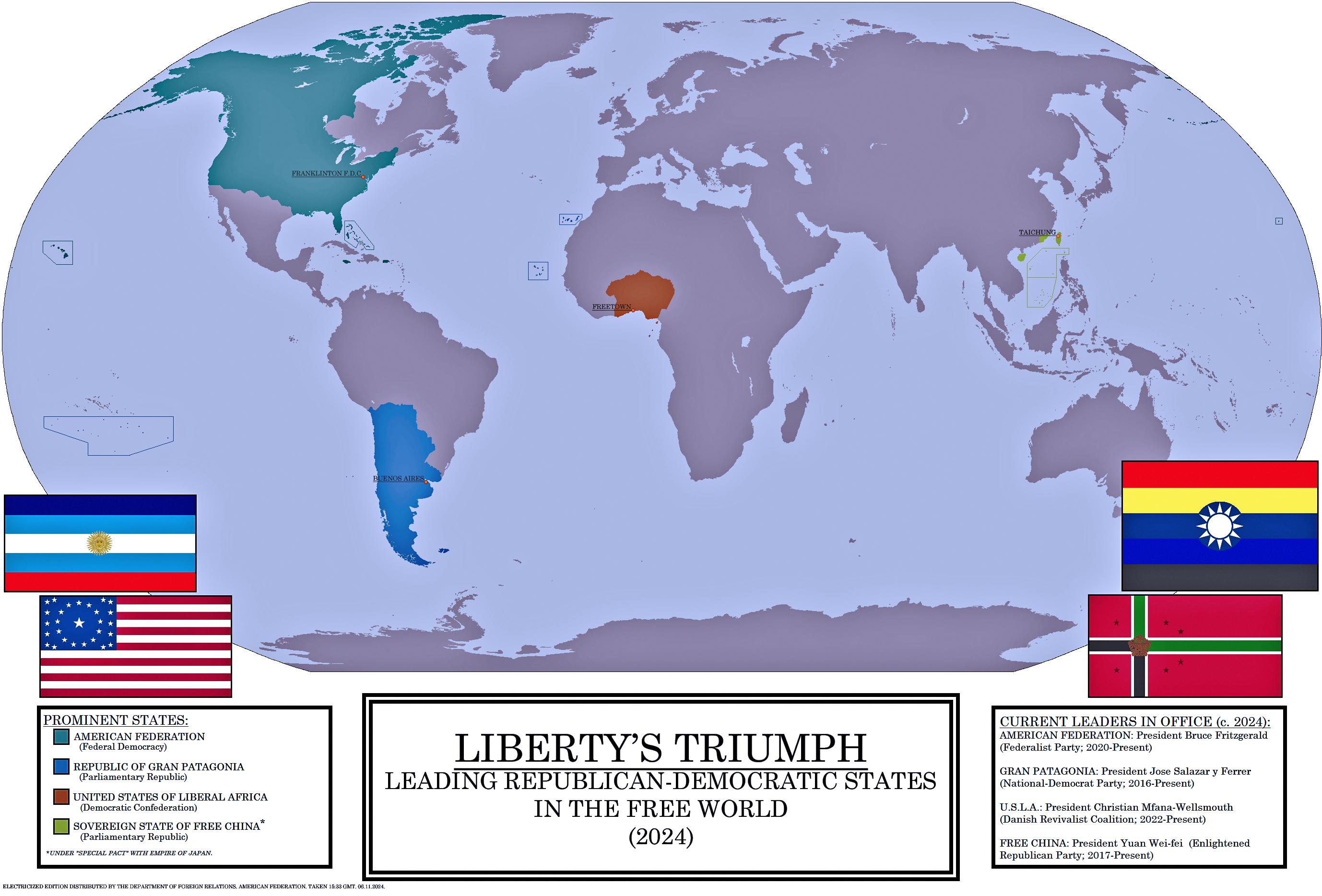 Liberty's Triumph: RDNA-verse by mdc01957