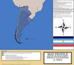 Map Profile: Gran Patagonia