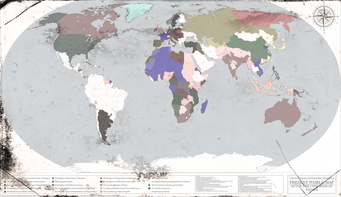 The World After the Congress: 1936 by mdc01957