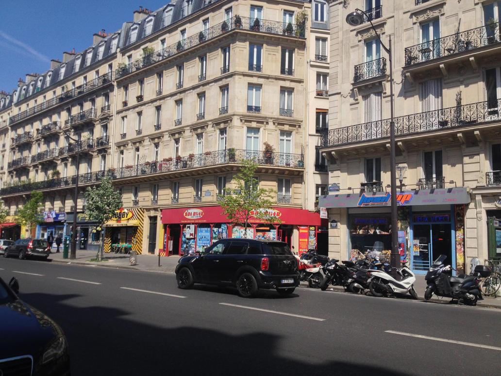 Paris - Boulevard Voltaire by mdc01957
