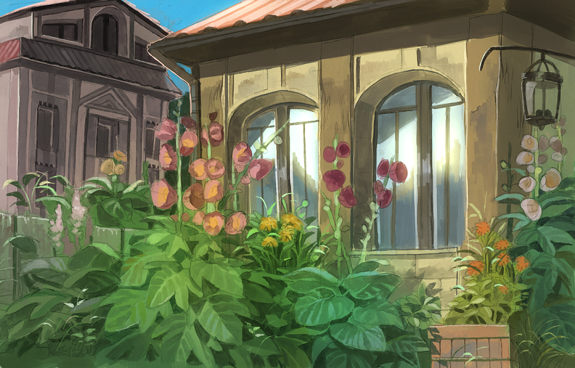 background practice 14 by viki-vaki