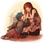 Hiromi and Ayame
