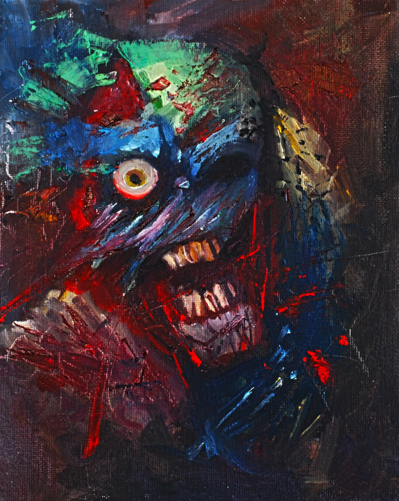 Famous Abstract Zombie by Immunox on DeviantArt OM25