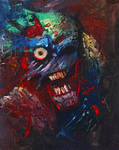 Abstract Zombie