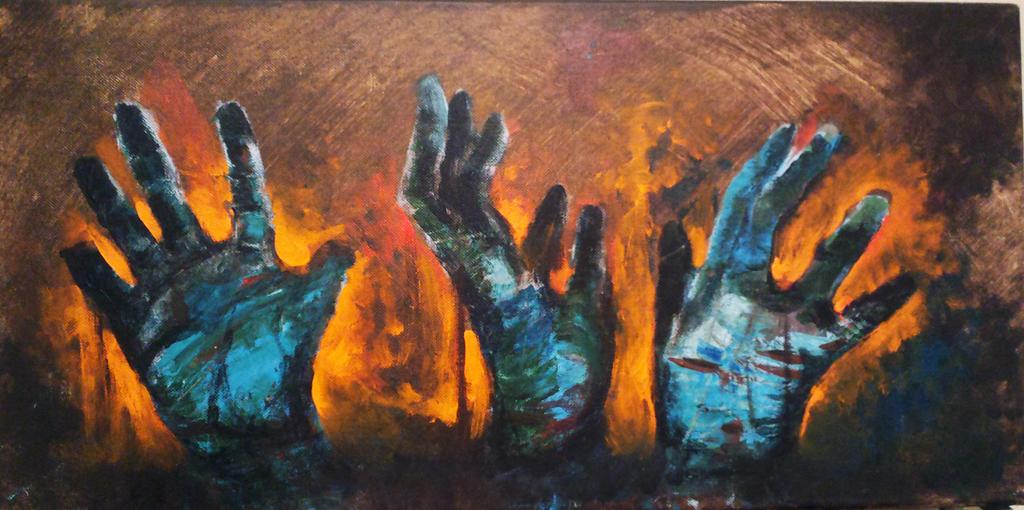 Dirty Hands by Immunox