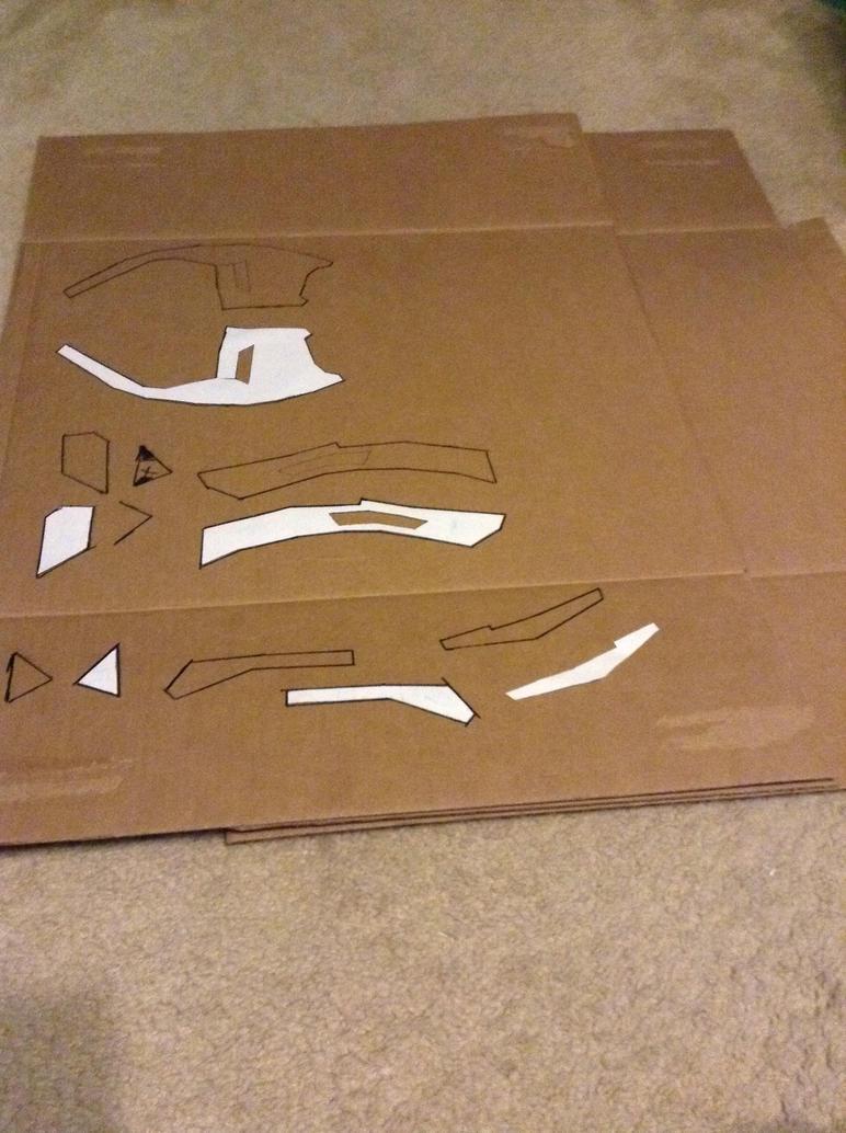 cardbord mk39 by crimsonvz