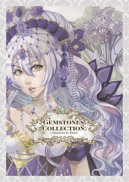 Gemstones Collection ARTBOOK by Kairi-H