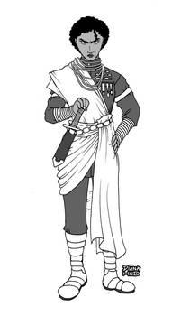 Warrior Queen Neliah: Immortal of Metal