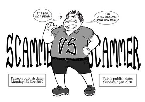 Scammer vs Scammer - Teaser 1