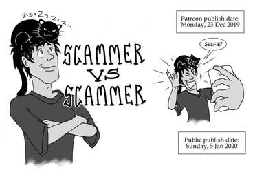 Scammer vs Scammer - Teaser 3