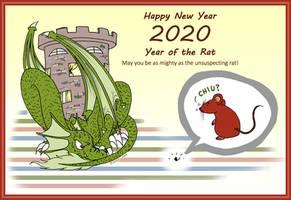 The Walrus comic bonus update-Happy New Year 2020