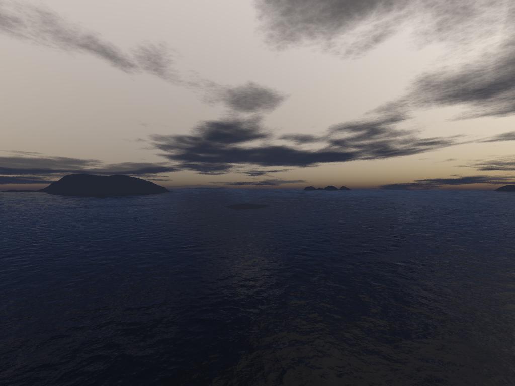 Terra islands