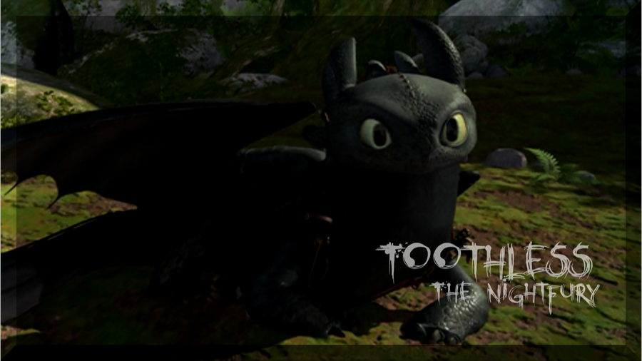 Toothless The Nightfury Wallpaper By Xbox DS Gameboy