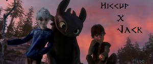 Hiccup X Jack Frost~HiJack~