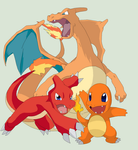 Pokemon Base 26~Charmander Evolution~