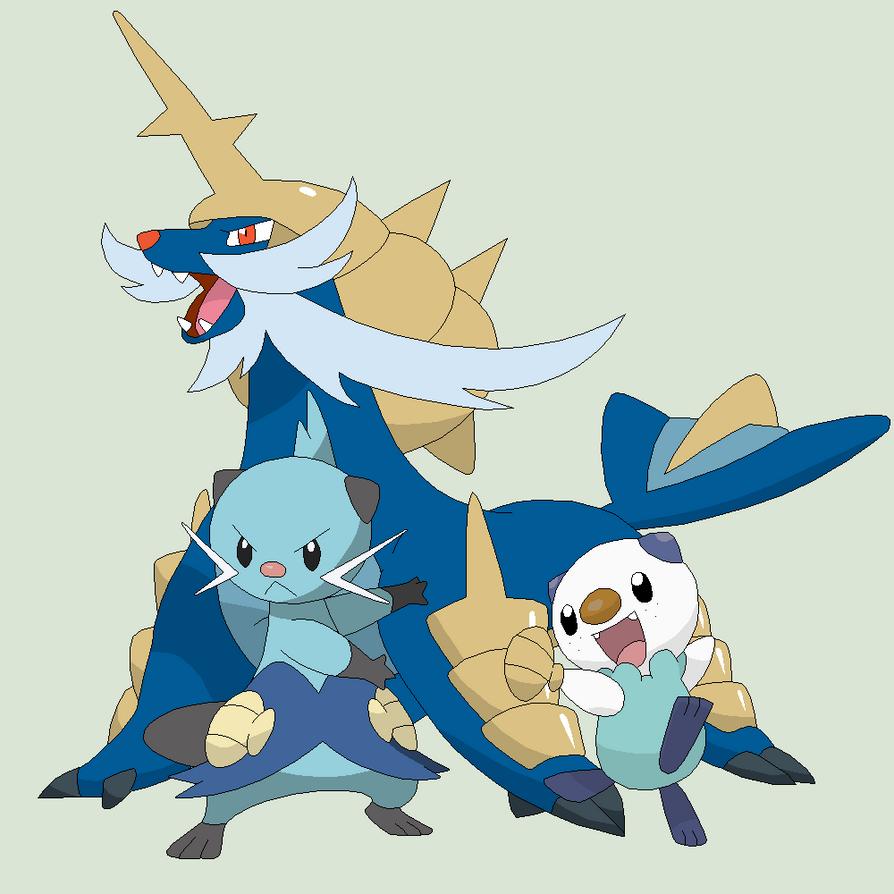 Pokemon Base 27~Oshawo...