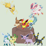 Pokemon 35~Eevee Evolution~