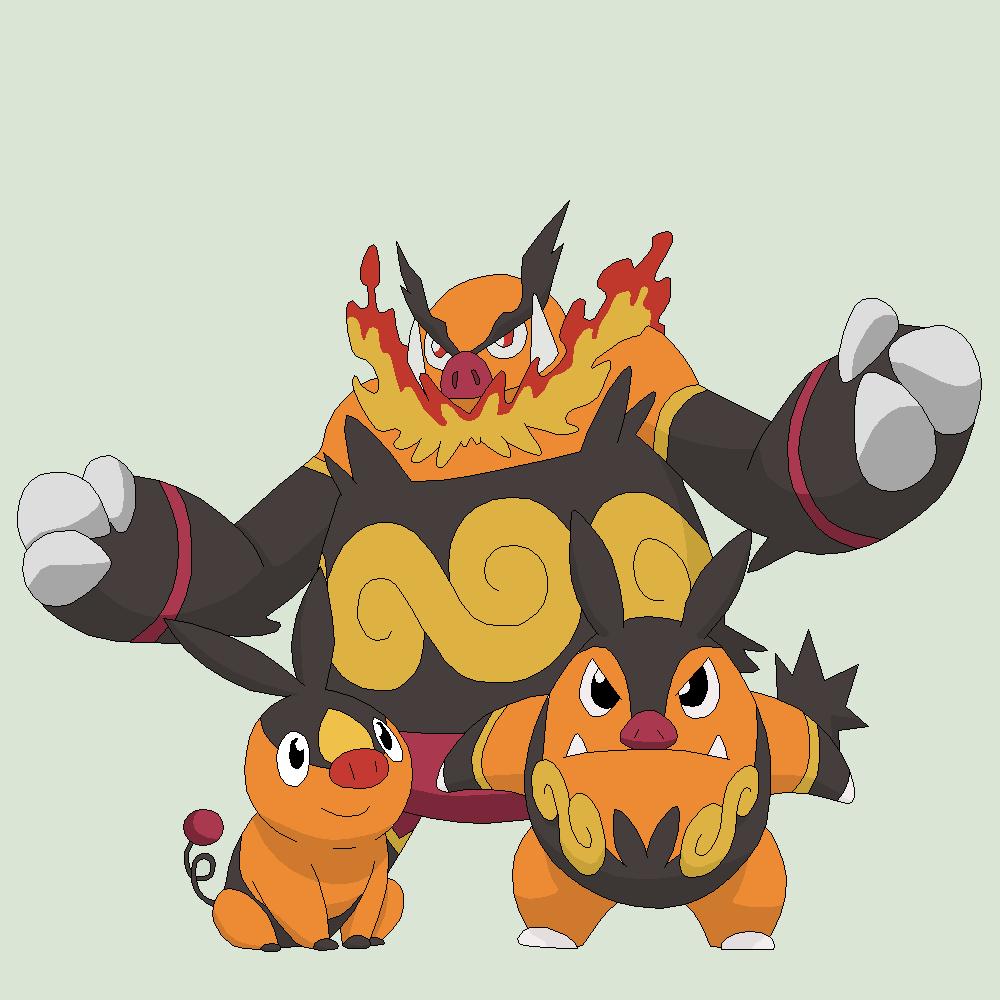 The HubWorld: TOP 18 Starter Pokemon Lines
