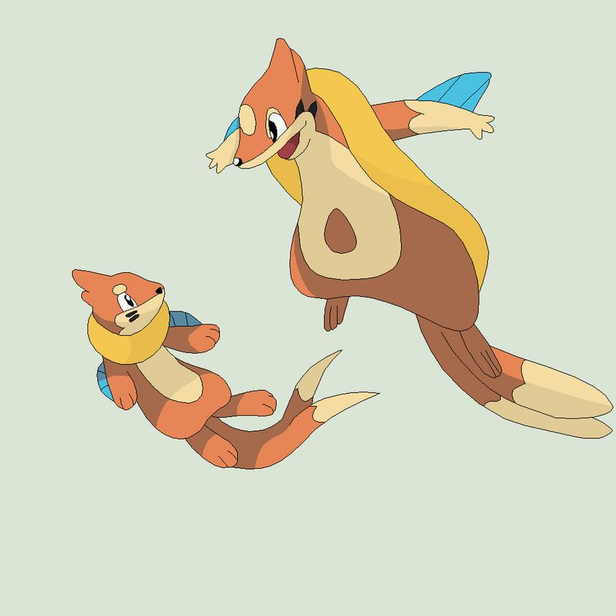 Buizel Images | Pokemon Images