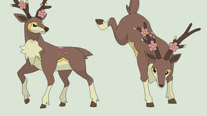 Pokemon Base 75~Spring Sawsbucks~