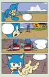 Sonic Base 30~Comic Page 2~