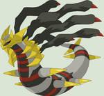 Pokemon Base 119~Giratina 2~
