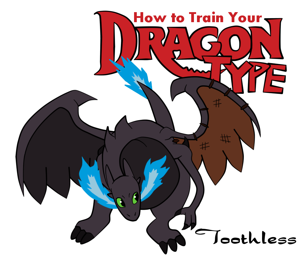How to train your dragon type toothless by xbox ds gameboy on