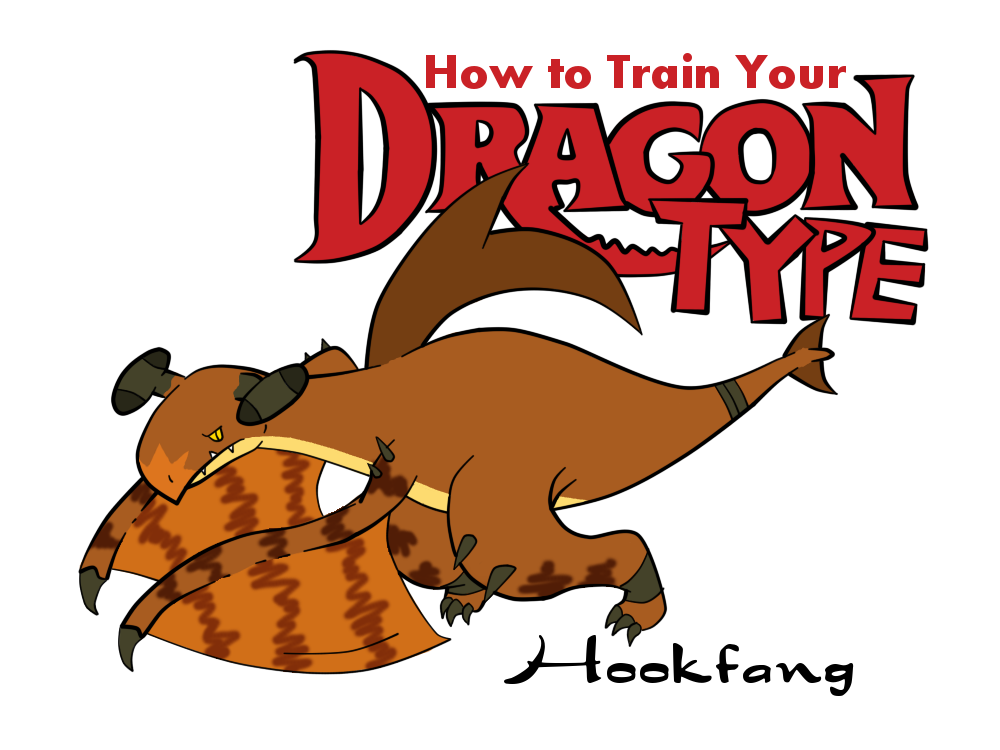 How to train your dragon typehookfang by xbox ds gameboy on how to train your dragon typehookfang ccuart Images
