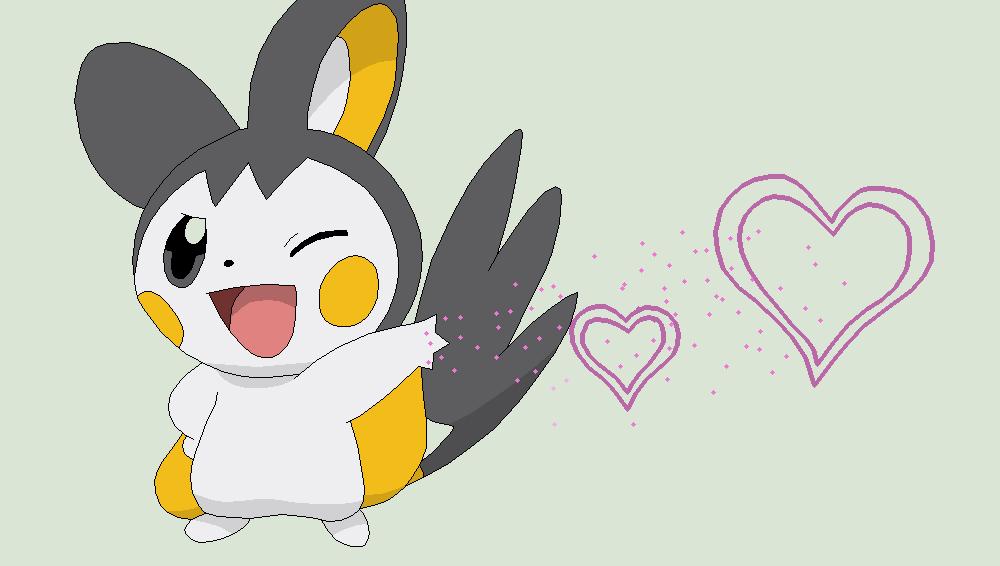 Emolga Images   Pokemon Images