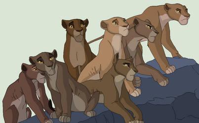 Lion King base 43