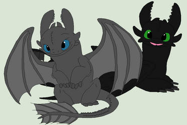 HTTYD Base 94~Nightfury 62~ by Xbox-DS-Gameboy