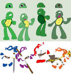 TMNT Base 1~Turtle Trouble~