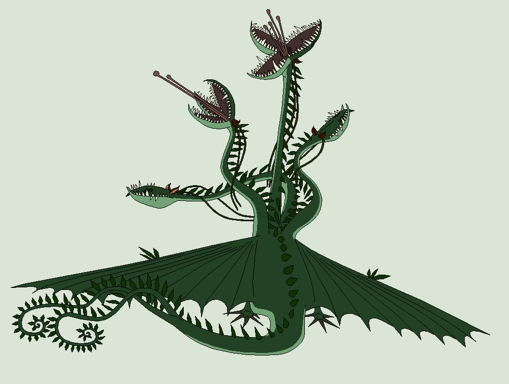 change wing dragon from how to train your dragon