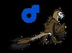 .:Rare Custom Barn Owl Glideraptor:. by Xbox-DS-Gameboy