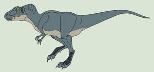 Dinosaur Base 6~Tyrannosaurus 1~
