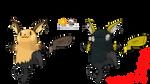 Pokemon Fusion Photoshop~Koppyu~ by Xbox-DS-Gameboy