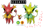 Pokemon Fusion Photoshop~Scicatty~ by Xbox-DS-Gameboy