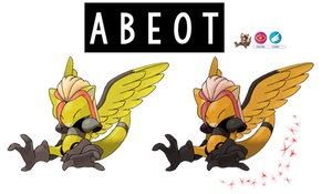 Pokemon Fusion Photoshop~Abeot~ by Xbox-DS-Gameboy