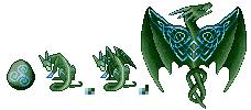 DragCave Celtic Dragon
