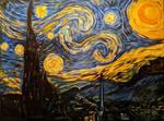 The Starry Night by ShymychS