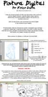 TUTORIAL - DIGITAL PAINTING by felipecosta