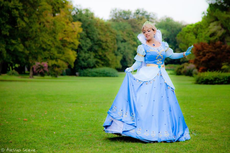 Blue Princess by Ivycosplay
