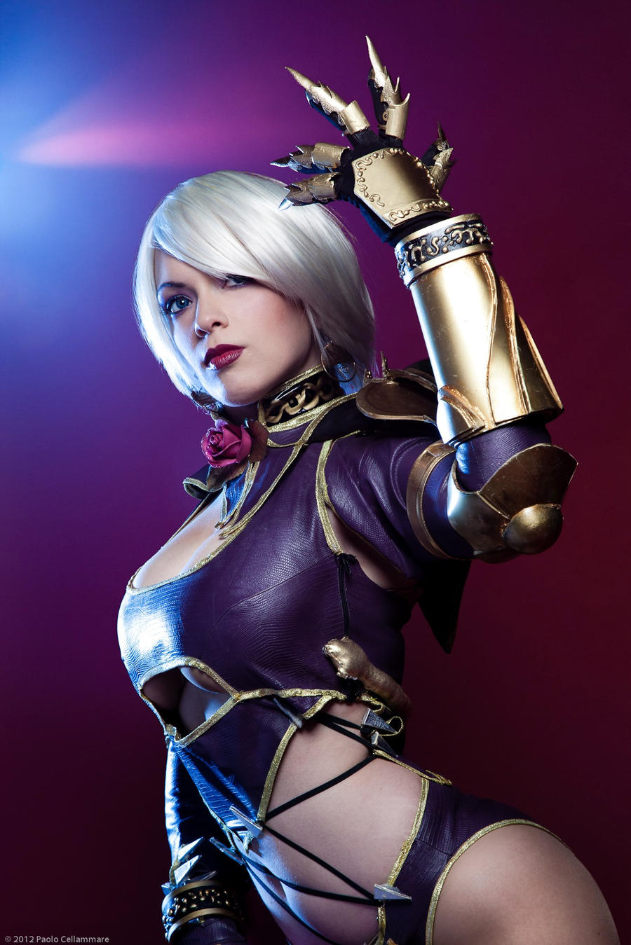 Ivy Valentine Soul Calibur IV by Ivycosplay