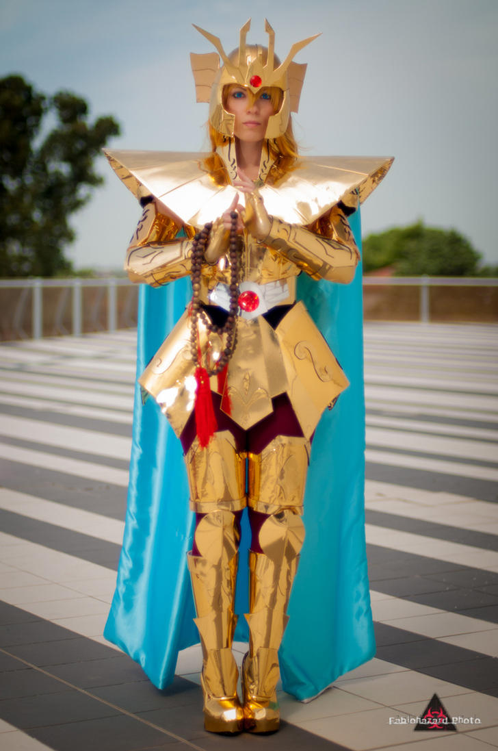 Virgo No Shaka Cosplay by Ivycosplay