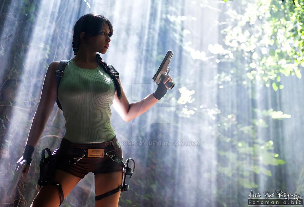 Simply Lara by Ivycosplay