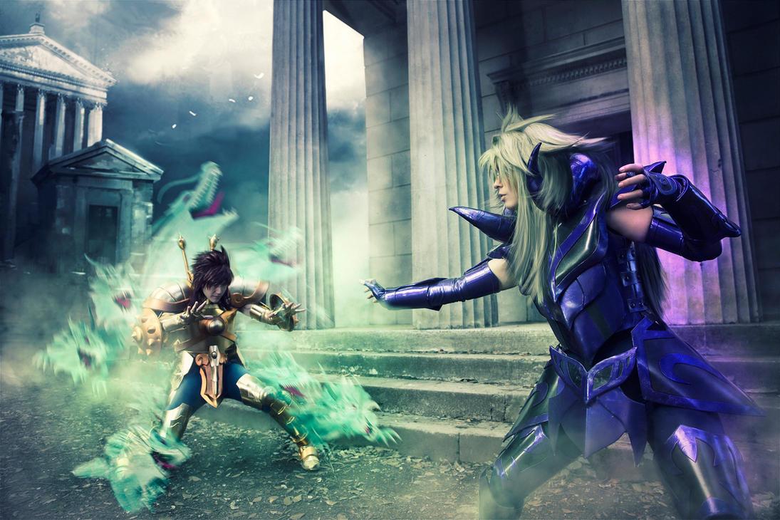 Dragoon's wrath by Ivycosplay