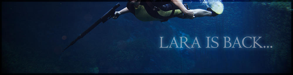 Lara is back